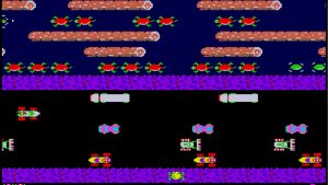 Frogger at the Schoolhouse