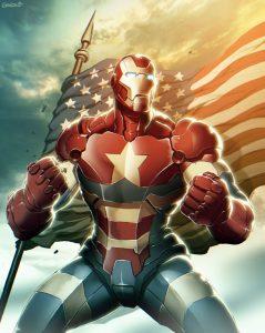 Patriotic Iron Sharpens Iron