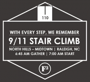 9/11 Stair Climb 2021