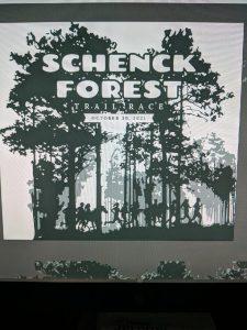 Schenck Forest Trail Race 2021
